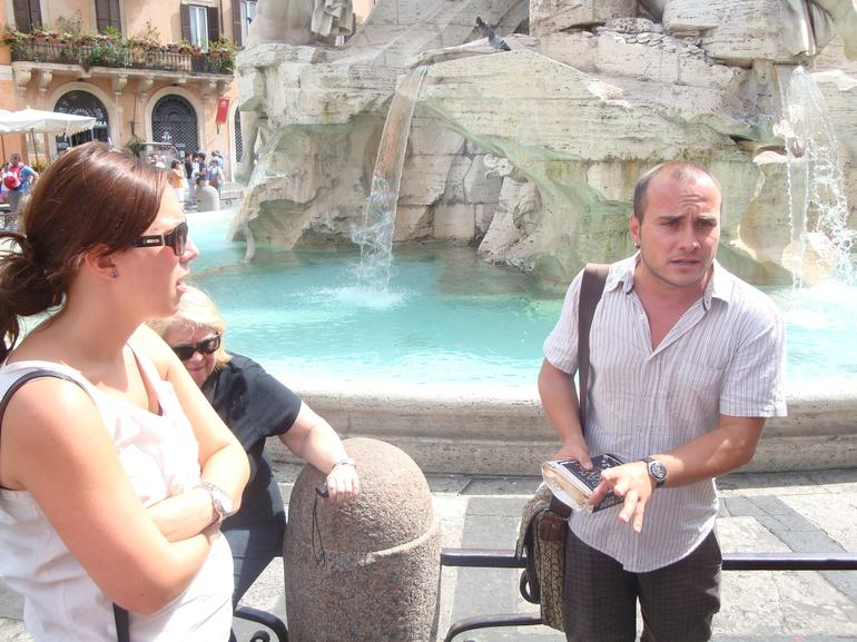 Walking Tour - Rome