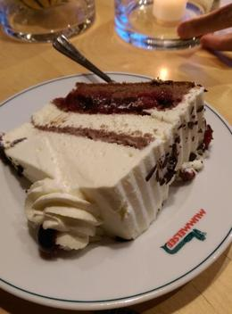 Delicious Black Forest cake , Jennifer F - November 2016