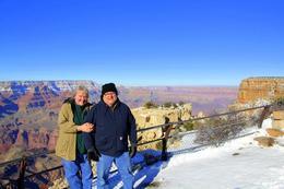 Bill and Peg at the Grand Canyon. Jan. 2017 , Peg B - February 2017