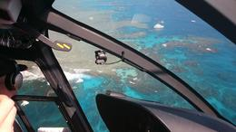 Blick aus dem Hubschrauber , Reiner P - May 2017