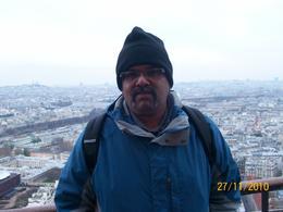 View from 2nd floor of Eiffel tower! , Ganesh Shankar M - December 2010