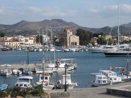 Island of Aegina , rovisco - November 2011