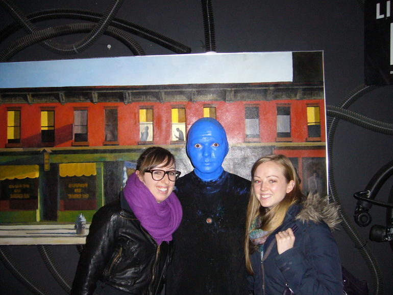 Blue Man - Chicago