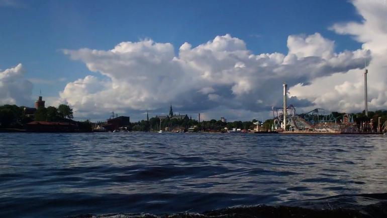 Canals, Stockholm - Stockholm