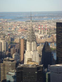 view from the top of the empire state building - May 2010
