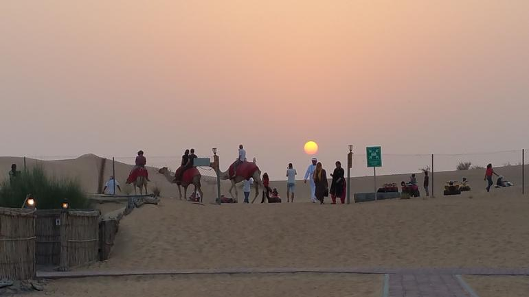 Dubai Combo:City Sightseeing Tour and Premium Desert Safari with all Activities photo 28