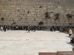 The wailing wall , Brian H - May 2011