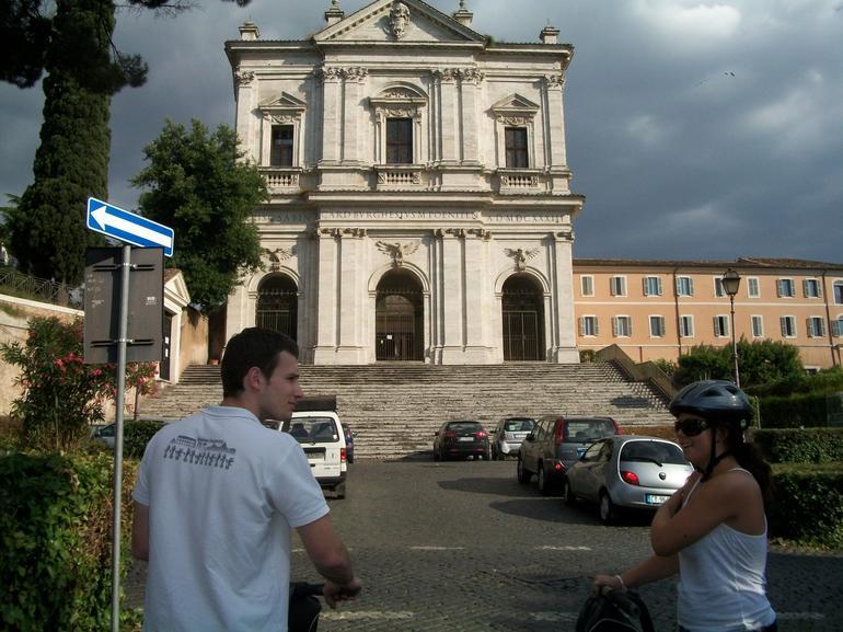 Fun trip - Rome