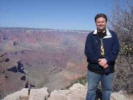 Great view in the Grand Canyon!!, Antonio C - March 2008