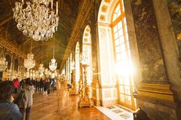 Hall of Mirrors - Palace of Versailles , Christopher C - November 2013