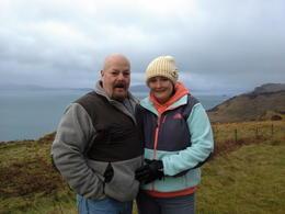 John and Vicki , John T R - December 2013