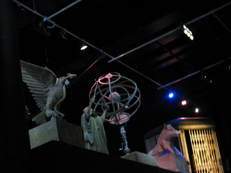 Im Harry Potter Studio - London