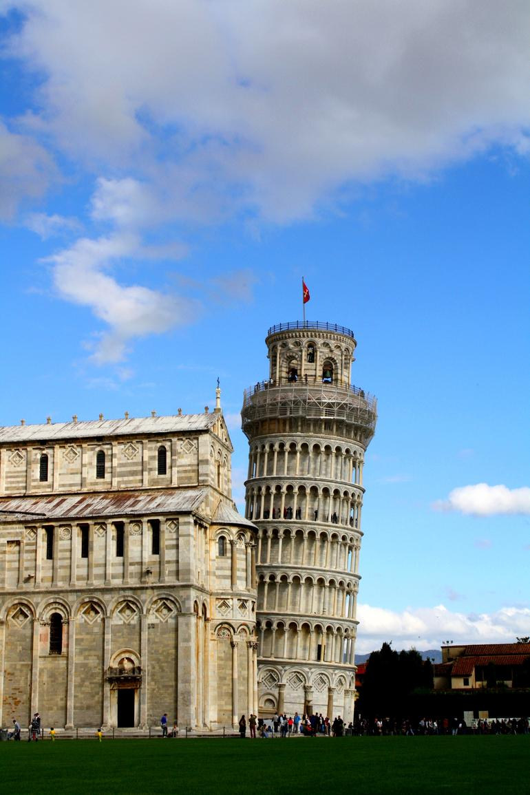 Leaning Tower of Pisa - Florence