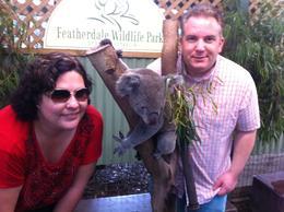Featherdale Koala Encounter , Kevin G - April 2013
