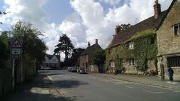 Quaint Village of Lacock , Vida V W - August 2014