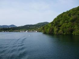 Beautiful Lake Ashi on the Mt Fuji and Lake Ashi day tour, Melanie L - September 2009