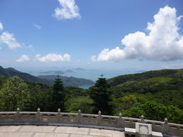 View from Big Buddha , Alison B - November 2015
