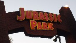 The Jurassic Park ride is great for warm days - you do get wet ! , Gregory R S - December 2015