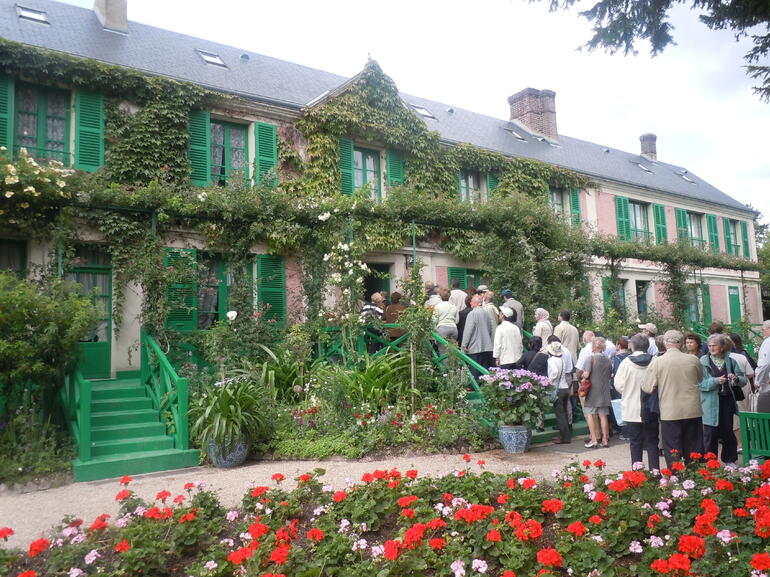 Monet's house - Paris