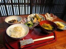 Delicious Obanzai dish - April 2014