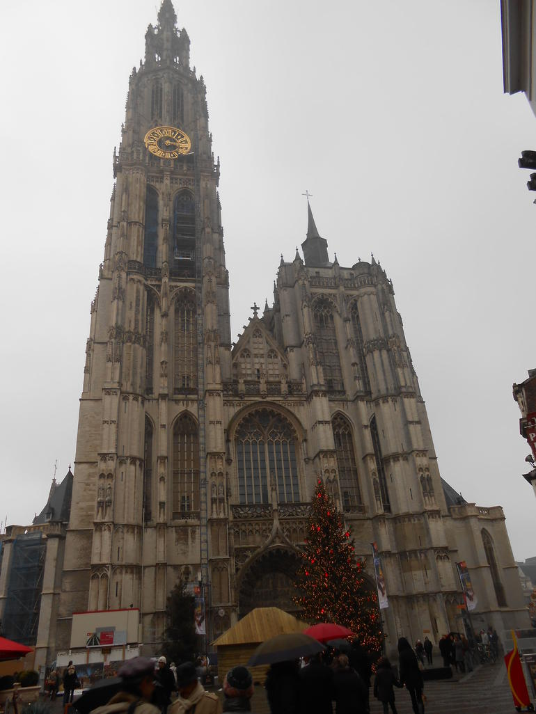 Our Ladie's Cathedral - Brussels