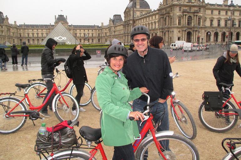 Paris in the rain! - Paris