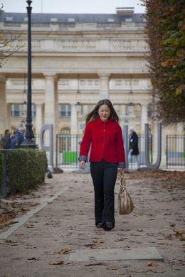 Paris , Lei W - November 2015