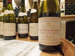 We tasted 3 whites and 3 reds, all local, Rachel - November 2013