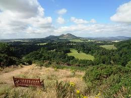 Beautiful panorama! We couldn't have had better weather. , Elizabeth S - July 2013