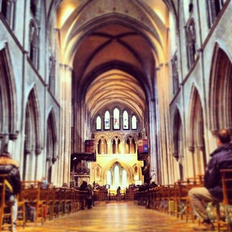St. Patrick's Cathedral - Dublin