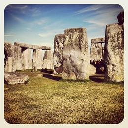 Stonehenge, Ryan & Asha - April 2013