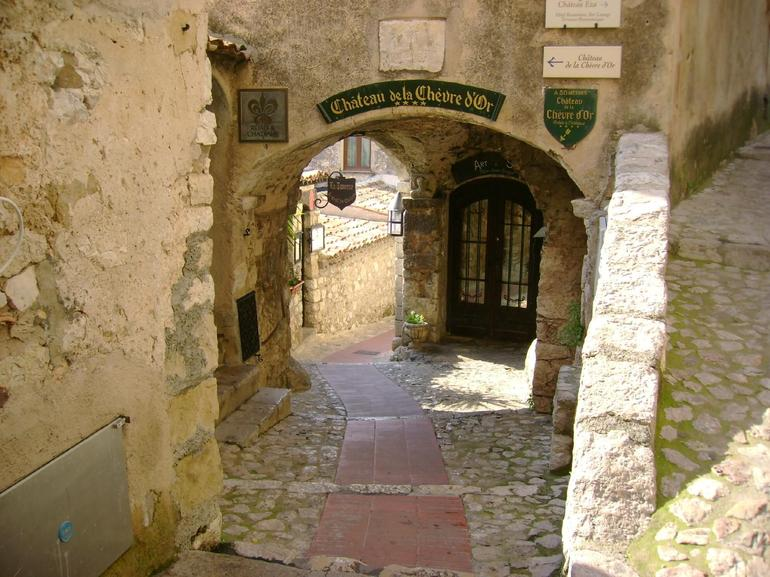 Streets of Eze - Nice
