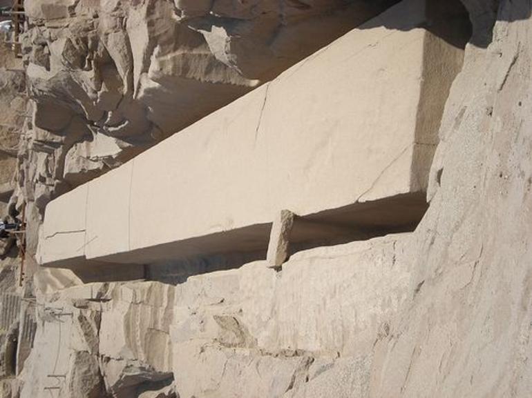 Unfinished Obelisk1 - Aswan