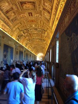 Gallery of Maps, Vatican Museums, AlexB - July 2012