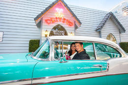 Get married at the World Famous Drive-up Wedding in Las Vegas at A Special Memory Wedding Chapel, Viator Insider - December 2017