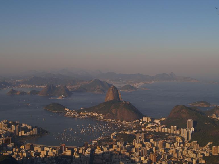 View from Corcovado - Rio de Janeiro