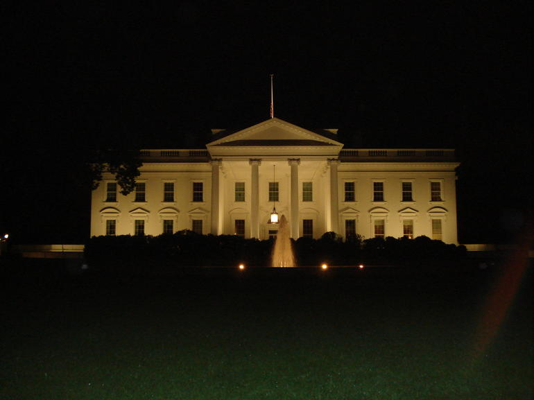 White House - Washington DC