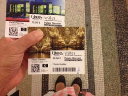 me and my tickets! , Pedro B - August 2016