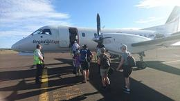 Flying back to Adelaide , Gary H - April 2017