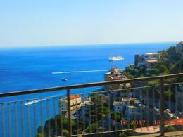 The Tyrrhenian Sea from just above Amalfi. , Marilyn H - July 2017