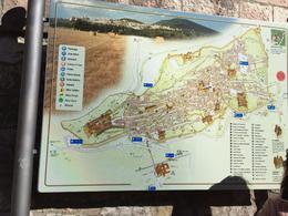 Map of Assisi , Jon - November 2017