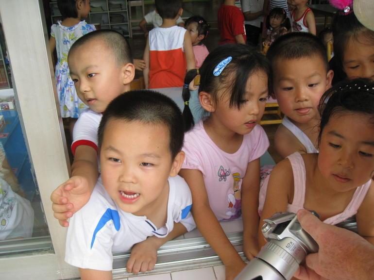 children - Hong Kong