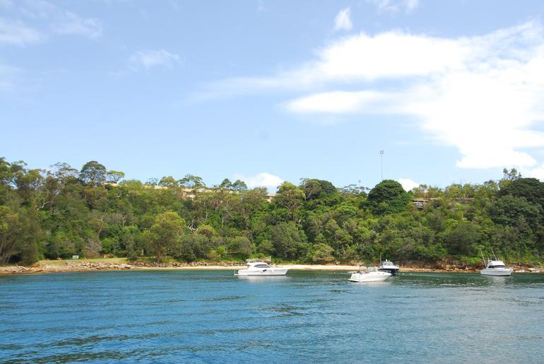 Cobblers Beach - Sydney