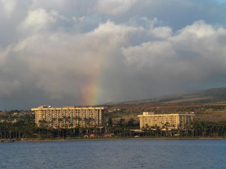 Dinner cruise rainbow - Maui