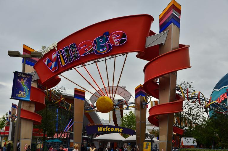 Disney Village - Paris