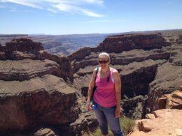 Myself at eagle point , Christopher V - June 2015