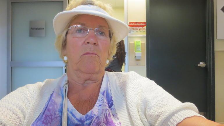 Karin Lanning in Quebec City - Montreal