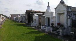Short walk through cemetery with history , Karen R - May 2016
