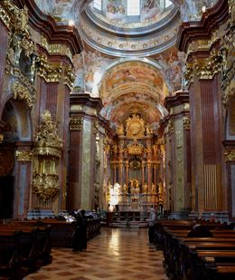 At the end of the guided tour, you will enter this impressive church. , JohnOfNaper1 - August 2015