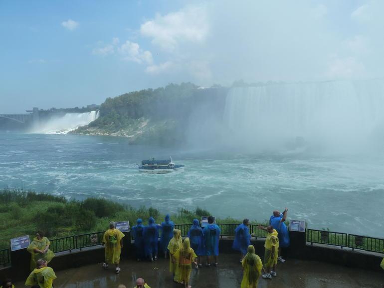 Niagara Falls - New York City